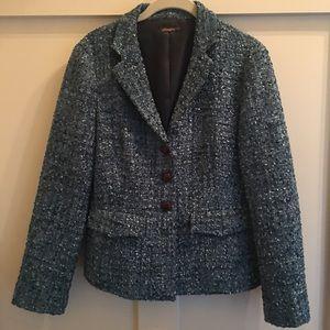 J. McLaughlin Jacket. Size 6.
